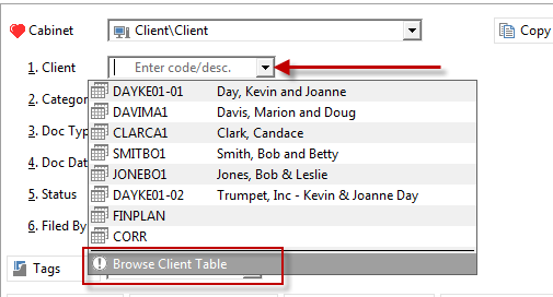 Introduction To Field Code Lookup Tables