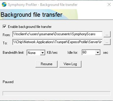 Guides :: Symphony Profiler
